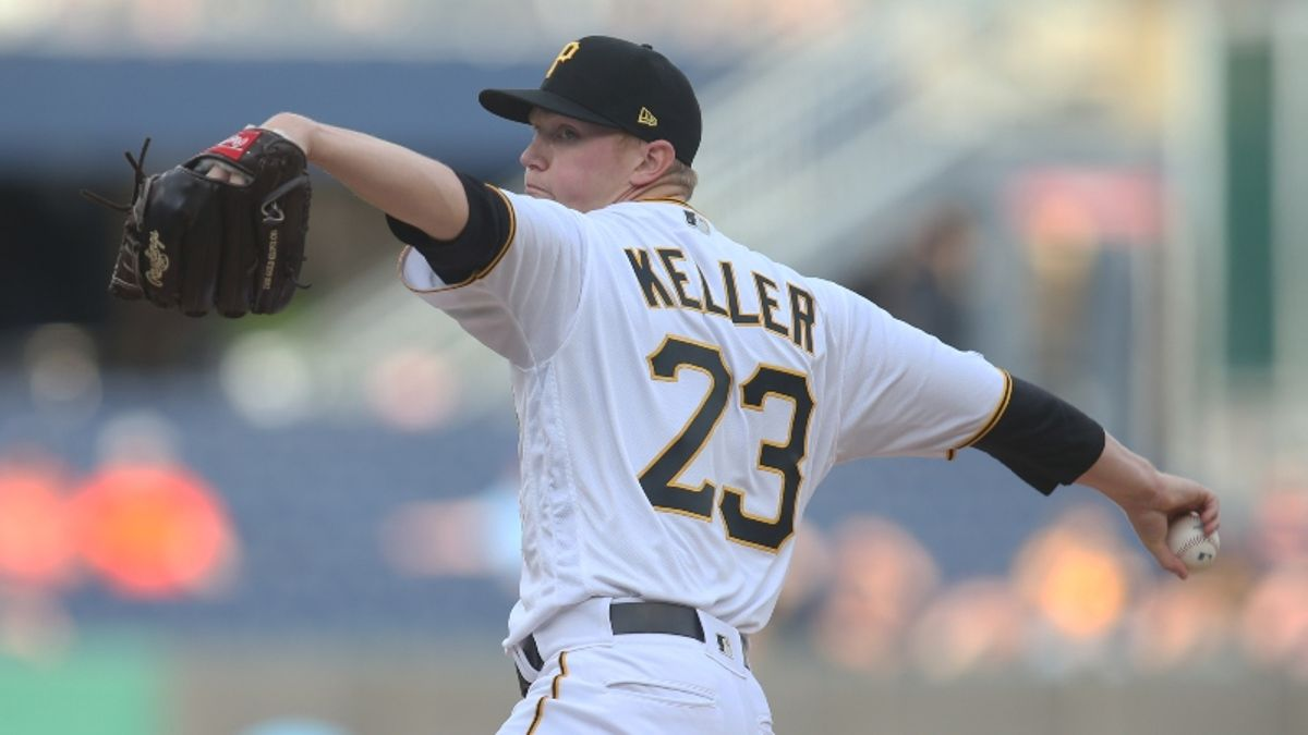 Zerillo's MLB Daily Betting Model, Aug. 12: Expect a Pirates-Angels Pitchers' Duel? article feature image
