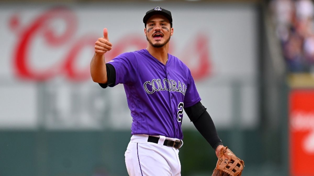 MLB Sharp Report: How Pros Are Betting a High Coors Field Over/Under article feature image