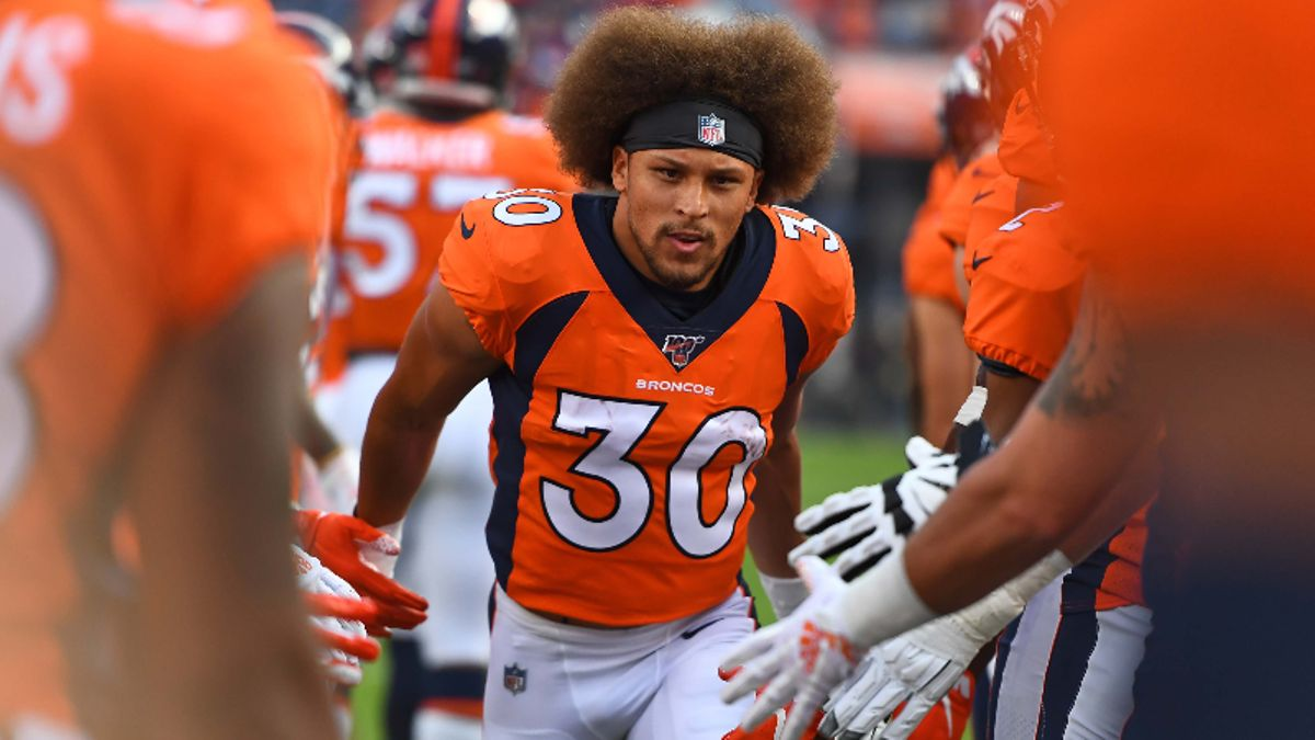 Can Phillip Lindsay Replicate His Fantasy Success? article feature image