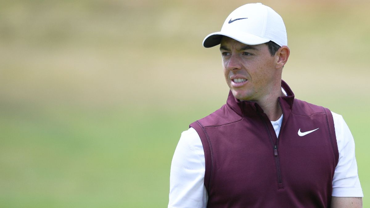 Rory McIlroy on Poor Wedge Play Numbers: 'It Really Doesn't Tell the Whole Story' article feature image