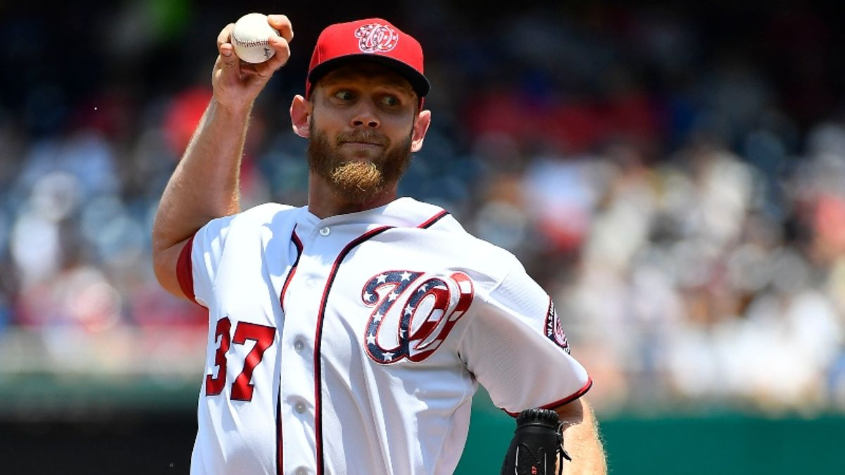MLB Sharp Report: Pros Betting Nats vs. D-backs, 2 Other Saturday Games article feature image