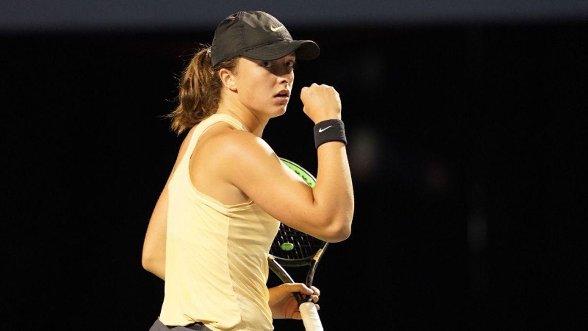 WTA US Open Round 3 Betting Preview: Swiatek Should Push Sevastova article feature image