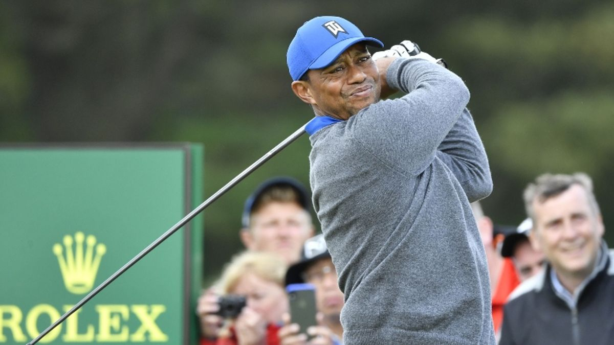 Sobel's 2019 Northern Trust Preview: Should You Fade Tiger Woods at Liberty National? article feature image