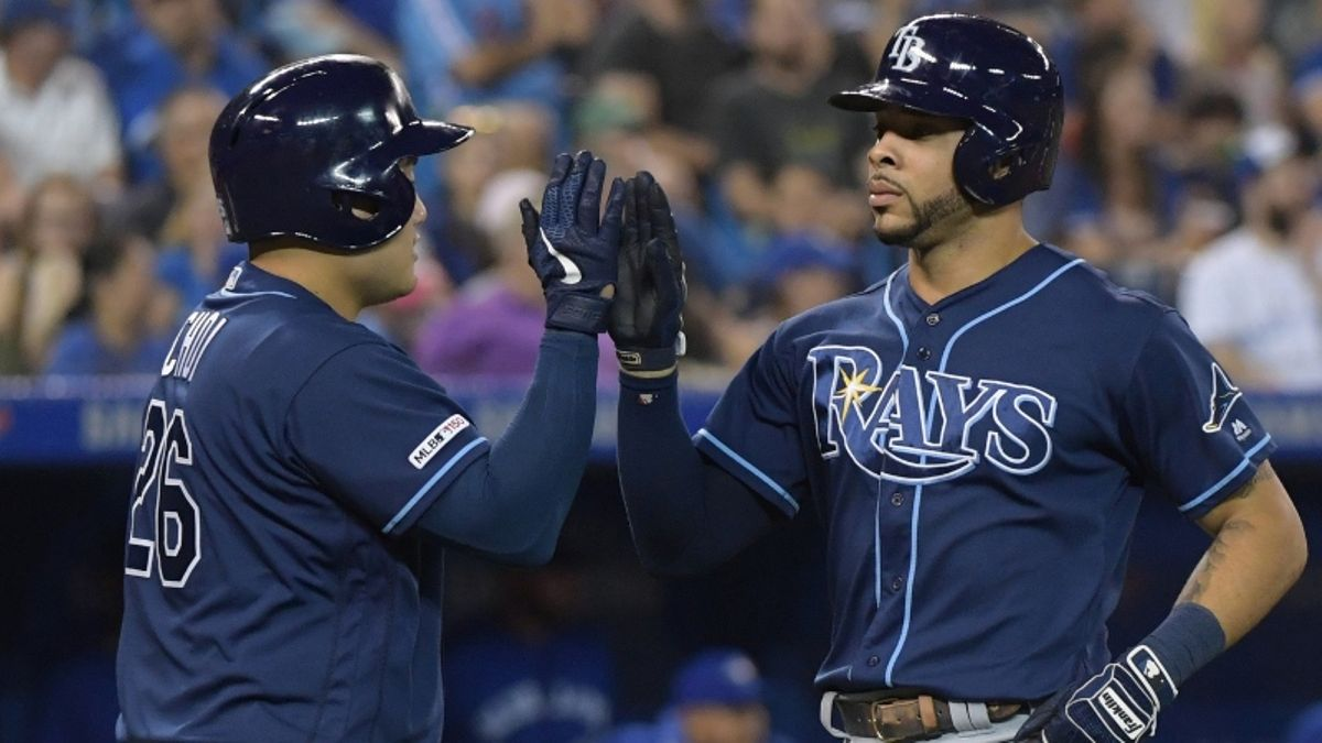 Zerillo's MLB Daily Betting Model, Aug. 29: Can Rays Avoid Sweep in Houston? article feature image