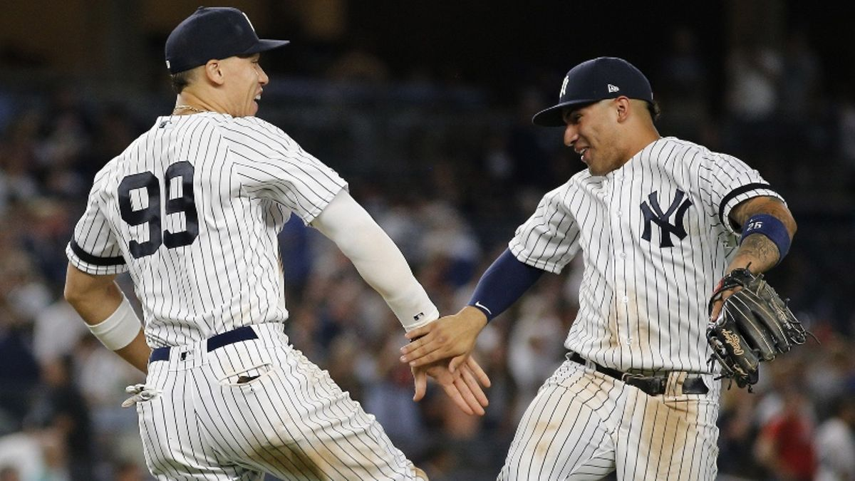 Sunday Night Baseball Betting Preview: Yankees Look To Sweep Reeling Red Sox article feature image