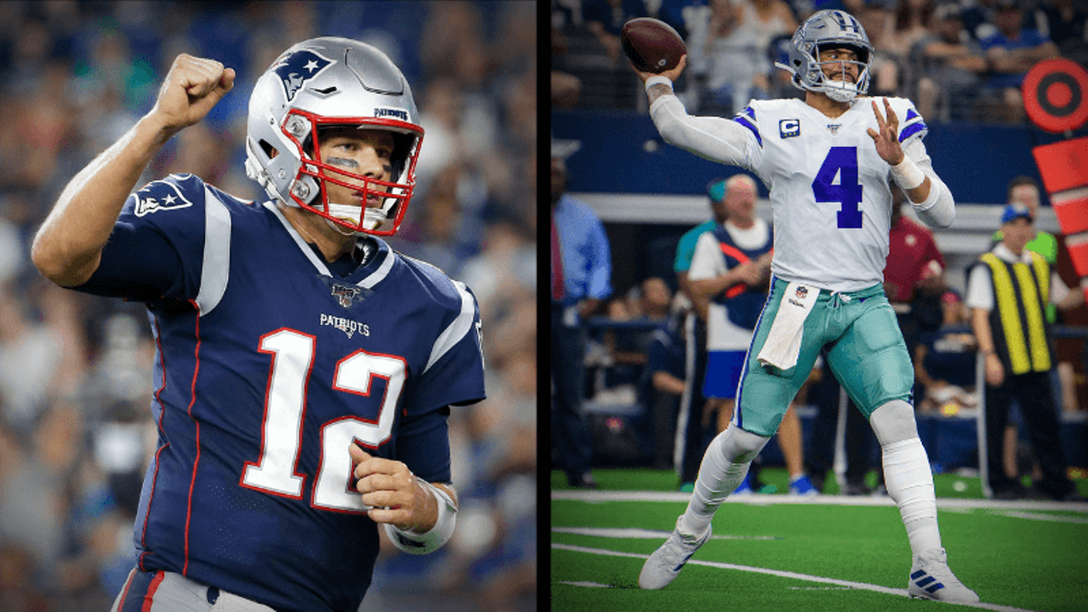 Patriots & Cowboys, Both Favored by 21+ Points, Make Betting History in Week 3 article feature image