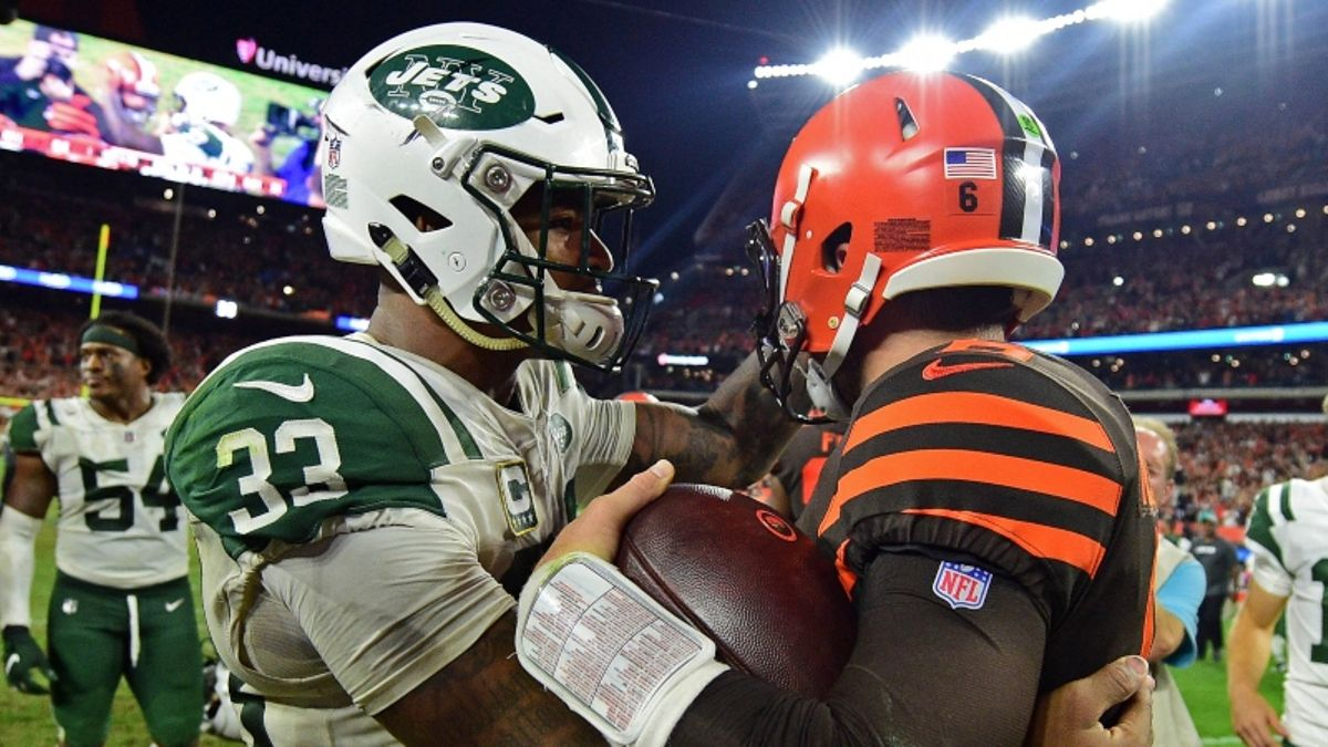 Browns vs. Jets Odds, Picks & Monday Night Football Predictions article feature image