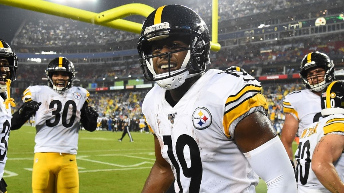 Week 1 Fantasy Football Half PPR Rankings: WR article feature image
