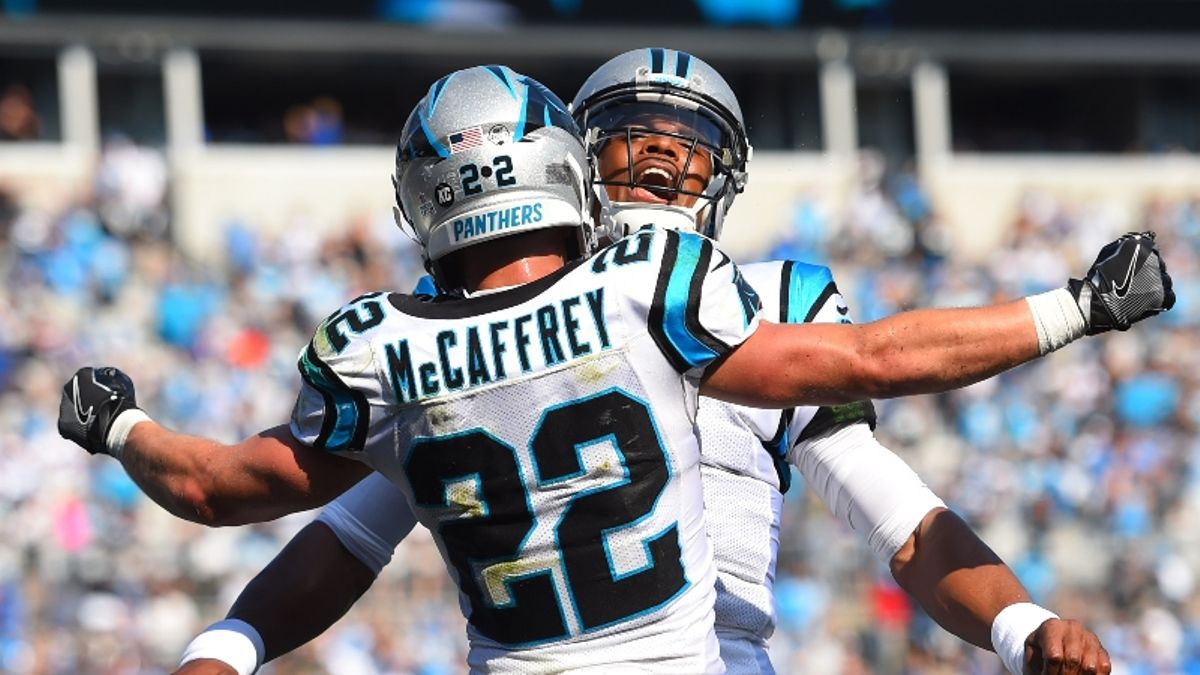 Live Fantasy Football Rankings, Cheat Sheet for Week 1 article feature image
