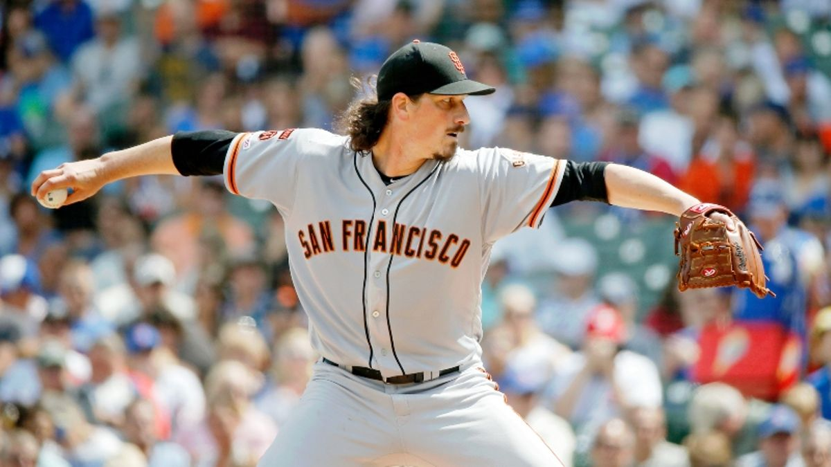 Zerillo's MLB Daily Betting Model, Sept. 6: Can San Francisco Pull Giant Upset vs. Dodgers, Kershaw? article feature image