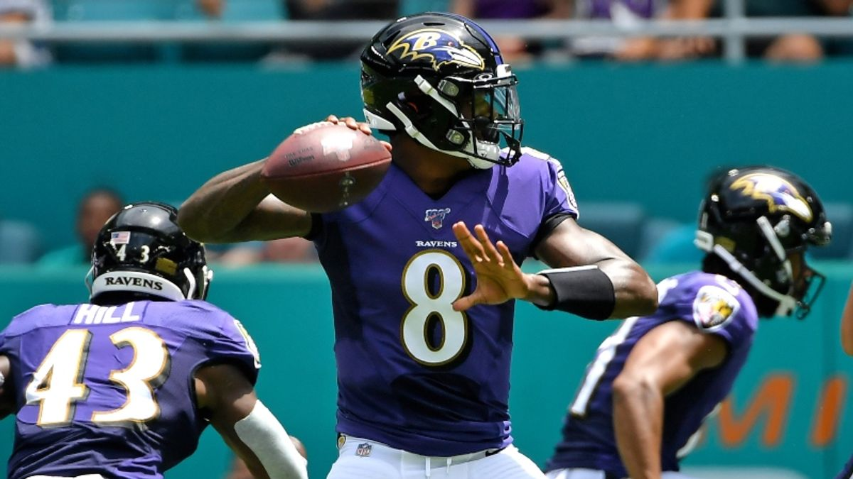 Cardinals vs. Ravens Betting Odds & Picks: Is Baltimore Overvalued After Week 1 Blowout? article feature image