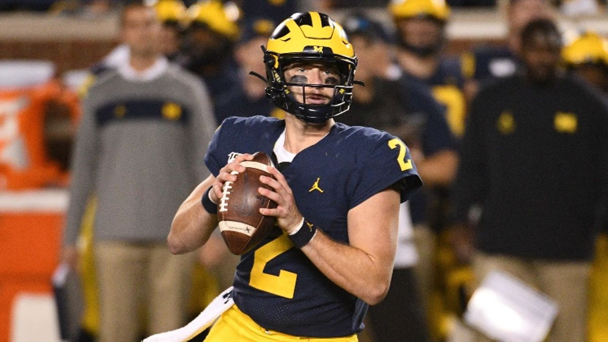 Stuckey's Michigan vs. Army Betting Preview & Odds: Can Wolverines Get Enough Possessions to Cover? article feature image