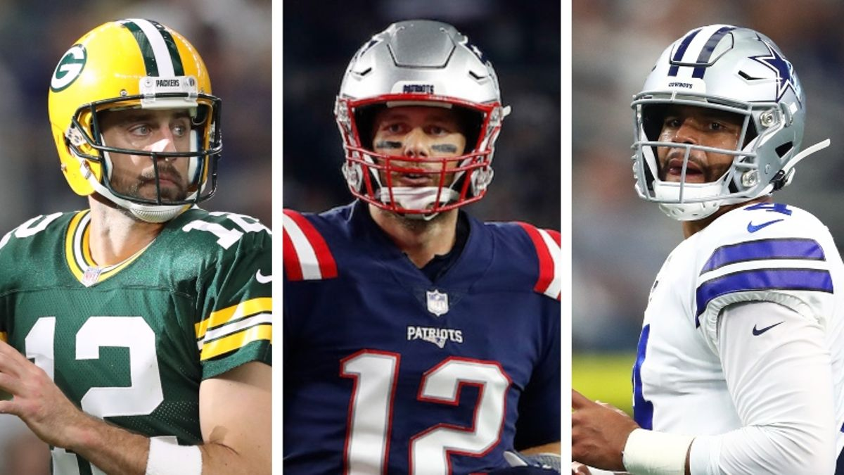 Early Week 5 NFL Odds & Lookahead Spreads article feature image