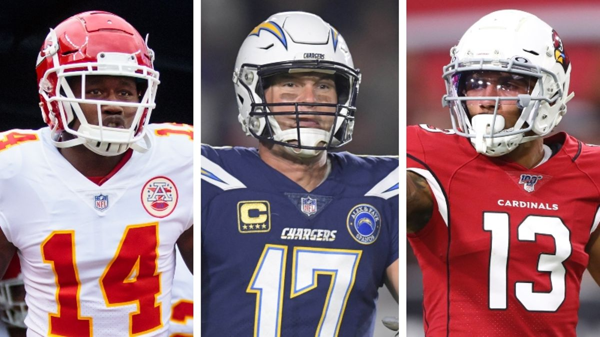 Our 5 Best NFL Prop Bets for Sunday's Main Week 1 Slate article feature image