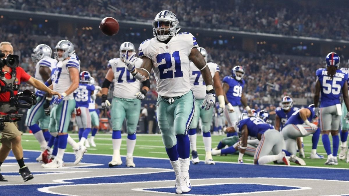 Our Favorite Cowboys vs. Giants Picks for Monday Night Football article feature image