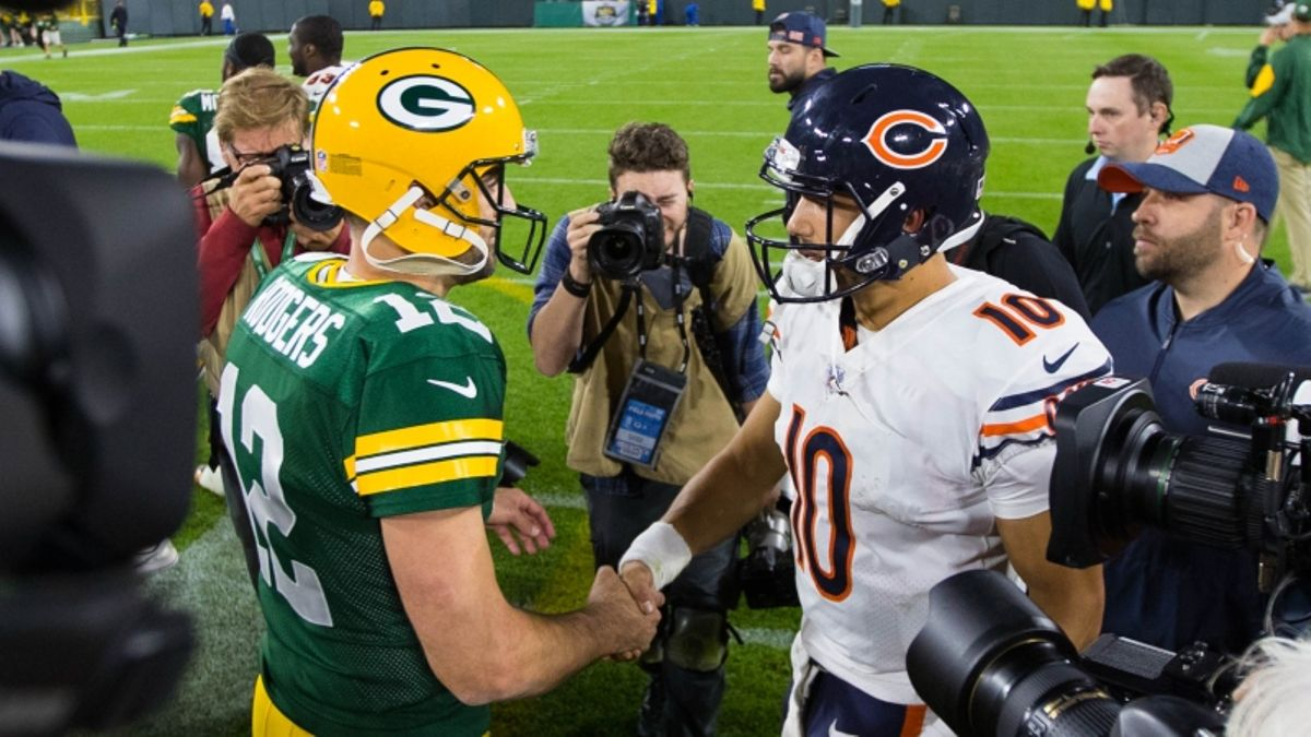 Packers vs. Bears Picks & Predictions: Our Experts' 3 Favorite Bets article feature image