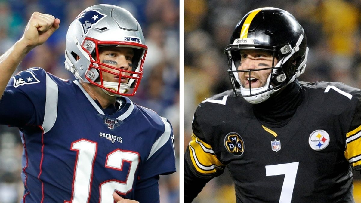 Patriots vs. Steelers Picks: Our 4 Favorite Bets for SNF article feature image