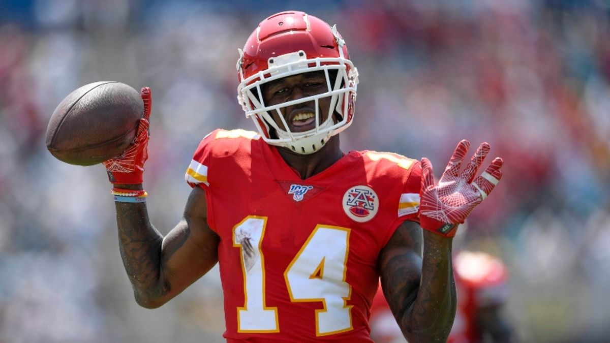 Week 4 Fantasy Football Half PPR Rankings: WR article feature image