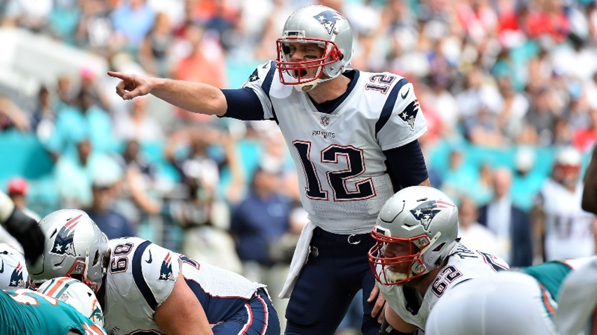 The Patriots' History As Massive Favorites article feature image