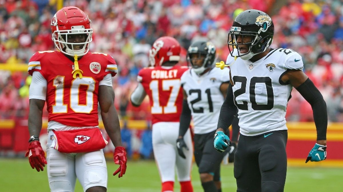 Chiefs vs. Jaguars Betting Odds & Predictions: Is the Market Undervaluing Jacksonville? article feature image