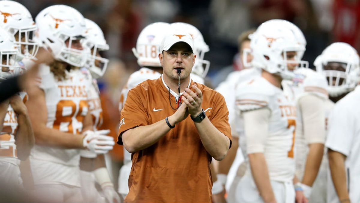 LSU vs. Texas Betting Cheat Sheet: Odds, Picks & Angles for Saturday Showdown article feature image