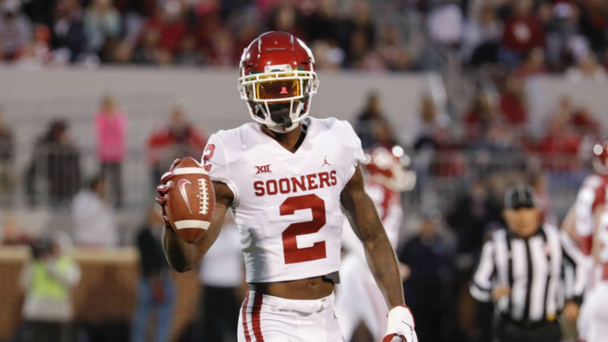 Oklahoma vs. Houston Betting Odds & Preview: Will Sooners Defense Take Big Step Forward? article feature image