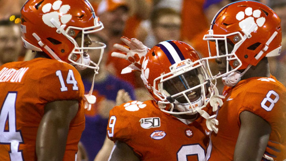 Texas A&M vs. Clemson Cheat Sheet: Betting Odds & Angles for Week 2 Showdown article feature image