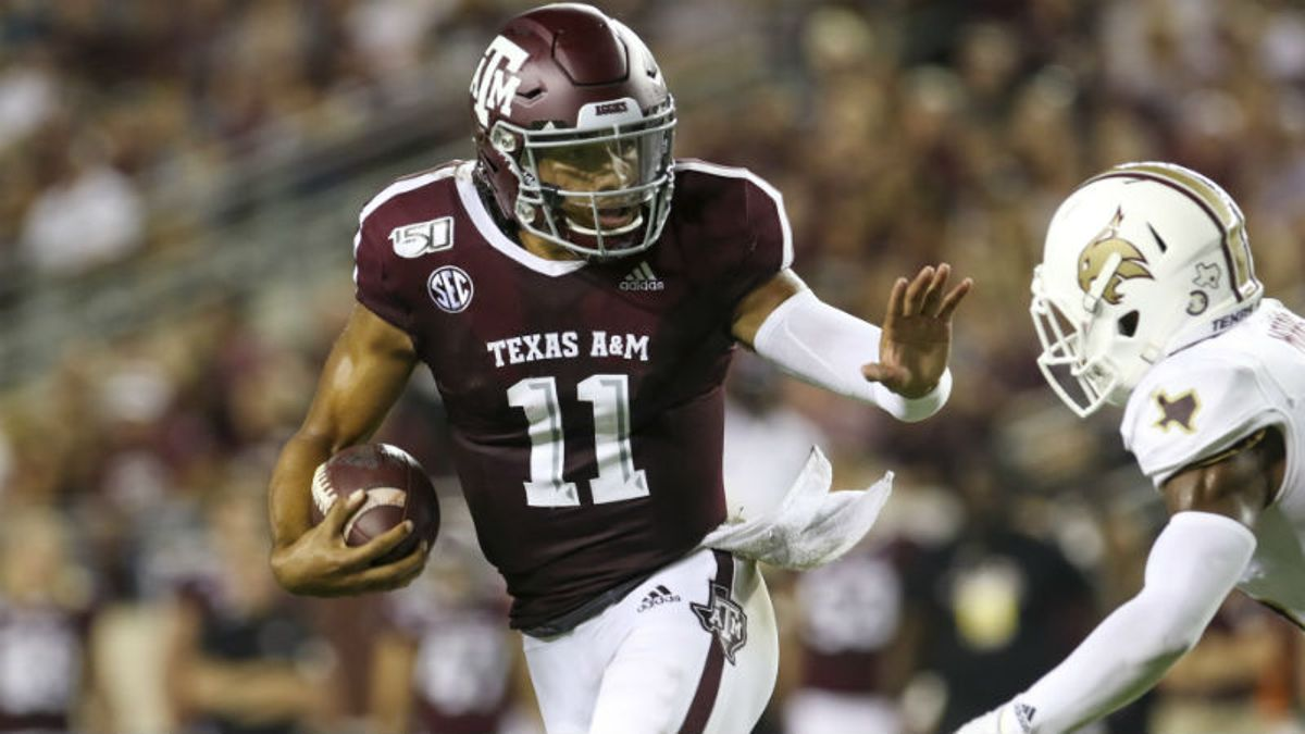 College Football Betting Cheat Sheet, 3:30 ET Slate: Odds & Angles for Texas A&M-Clemson, More article feature image