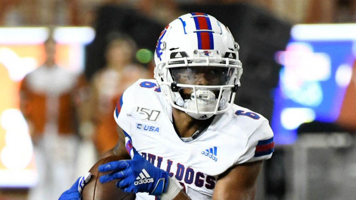 Florida International vs. Louisiana Tech Betting Odds & Pick: Will Panthers, Bulldogs Rely on Ground Games? article feature image