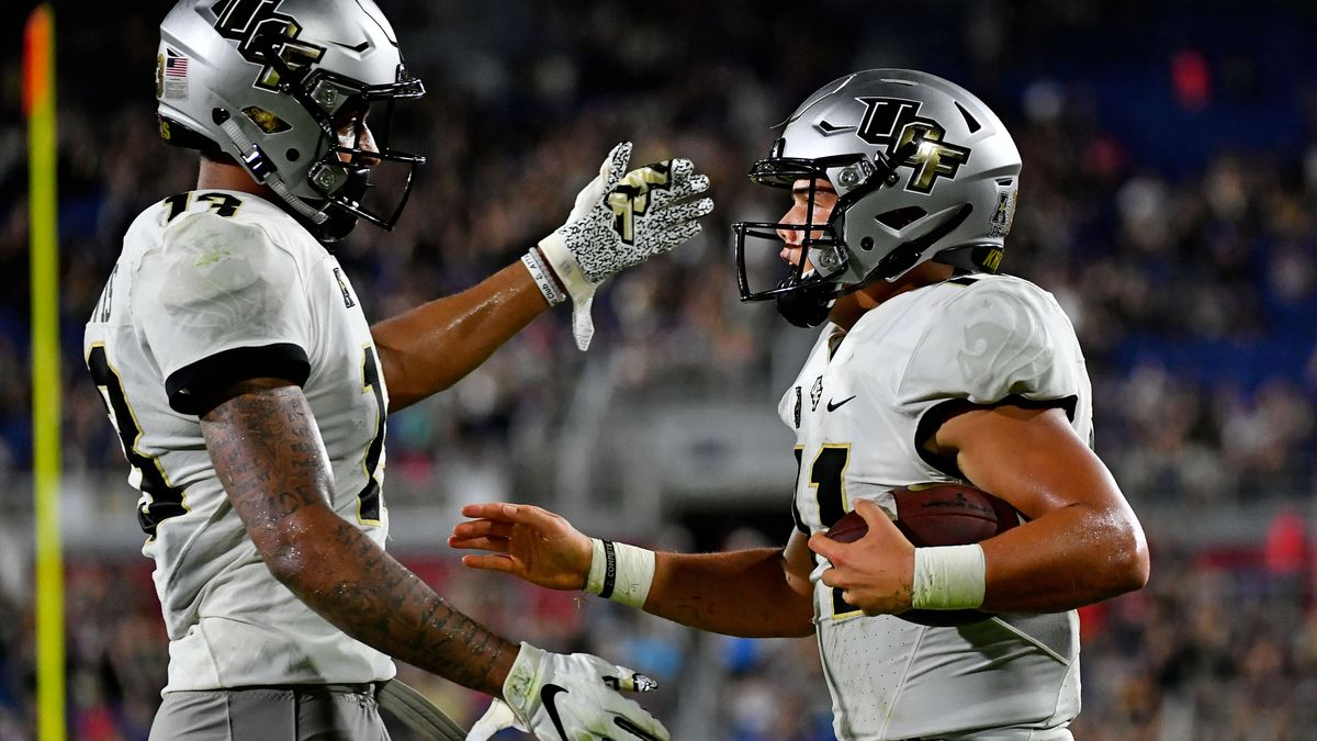 UCF vs. Pitt Betting Odds & Pick: Do You Dare Fade the Knights? article feature image