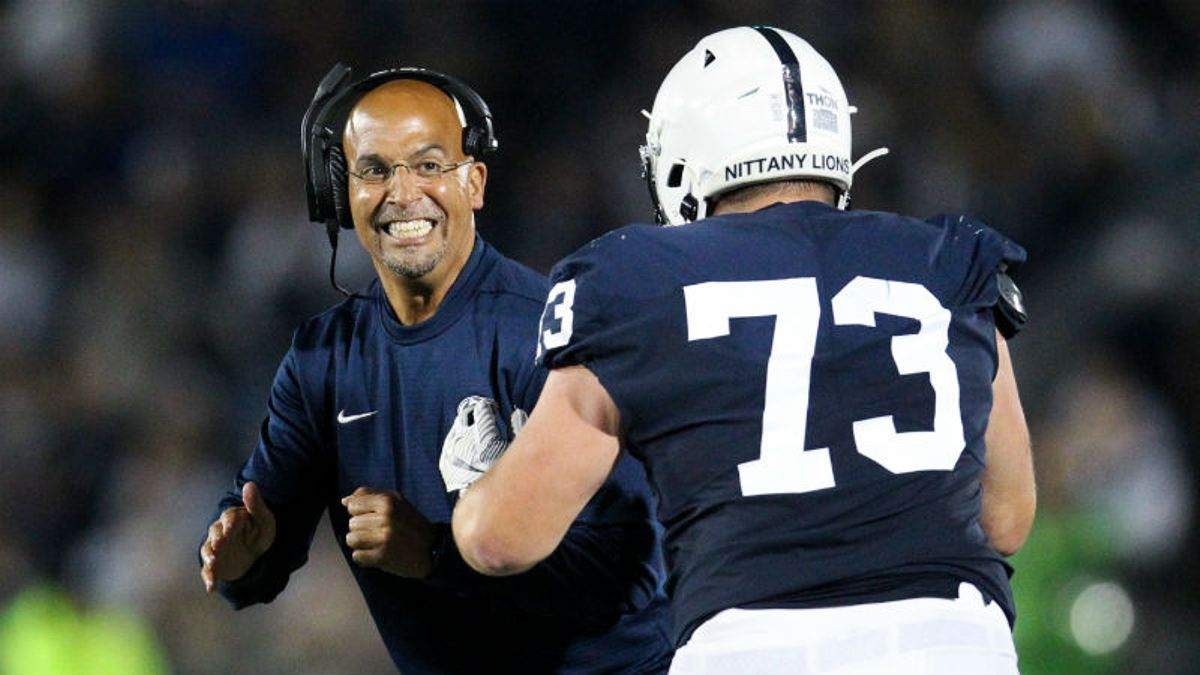 Miller's Pitt at Penn State Betting Odds & Preview: How to Pick Panthers-Nittany Lions' Final Meeting article feature image
