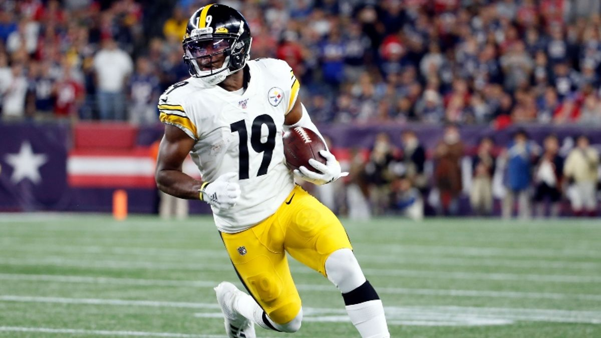 NFL Injury Report: Joe Mixon, JuJu Smith-Schuster, More Fantasy Injuries to Monitor for Week 2 article feature image