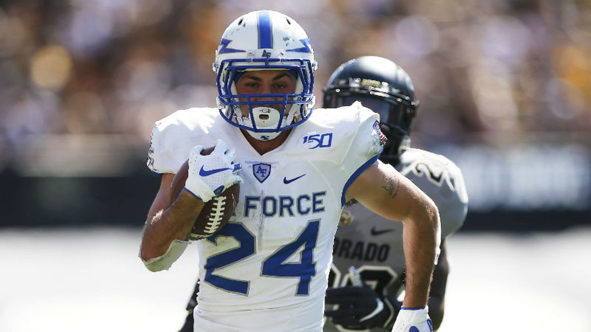 Air Force vs. Boise State Betting Odds & Pick: Does Key Mismatch Give Falcons Edge Over Broncos? article feature image