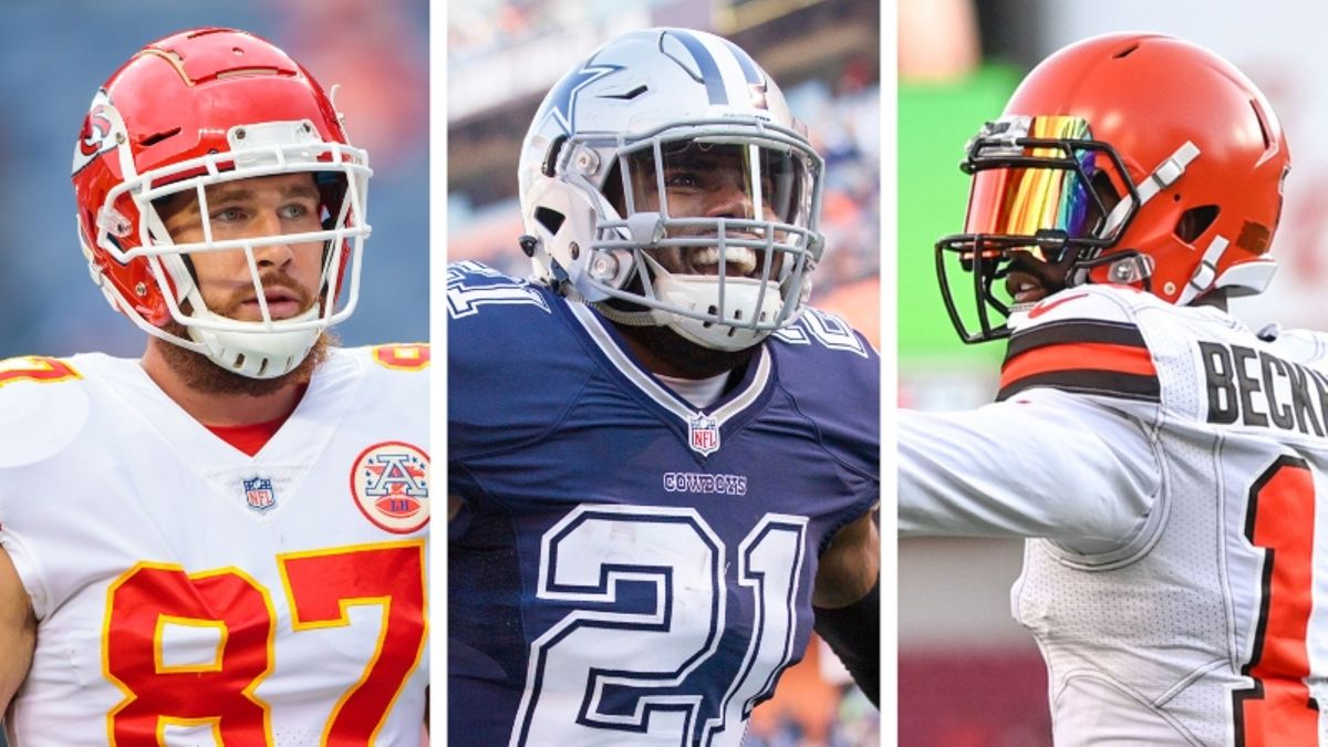 Koerner's Week 1 Fantasy Tiers: Ranking Every QB, RB, WR, TE, More article feature image