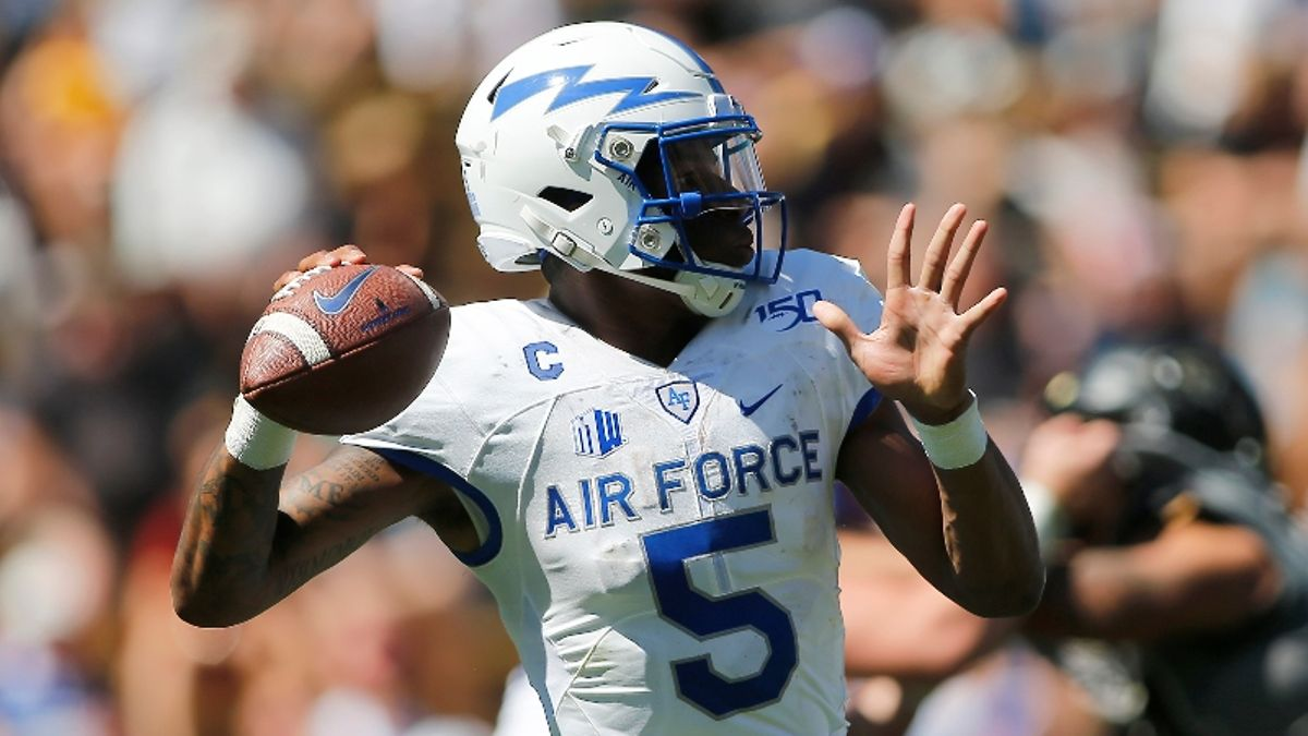 Sharps Hitting San Jose State vs. Air Force Spread Friday Night article feature image