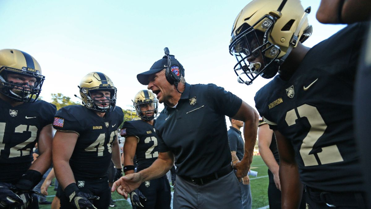 Stuckey's Army vs. UTSA Betting Preview & Odds: Back the Black Knights as Big Favorites? article feature image