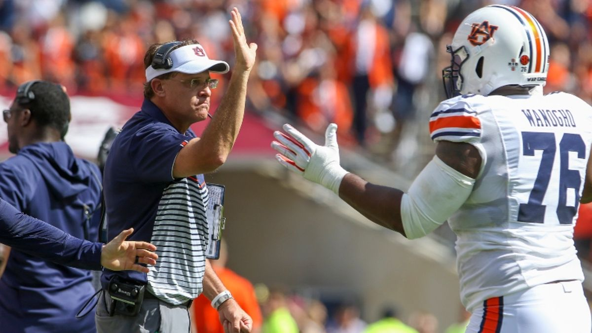 Auburn vs. Mississippi State Betting Odds, Picks & Predictions: 3 Key Angles Agree on the Right Side article feature image