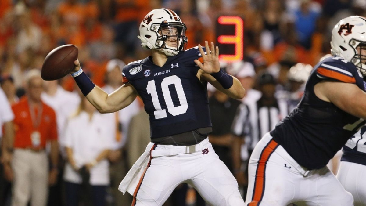 Wilson: My Projected Odds for Every Week 6 College Football Game article feature image