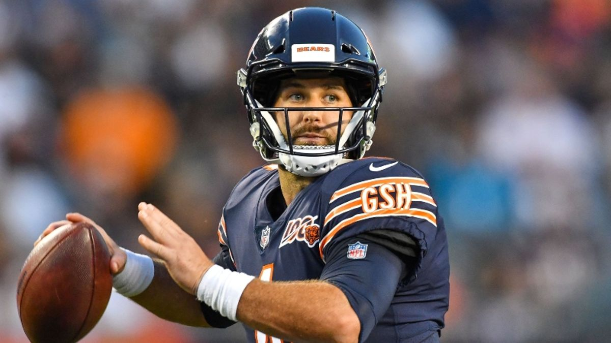 Bears vs. Raiders Betting Odds & Picks: Who Has Edge in London? article feature image