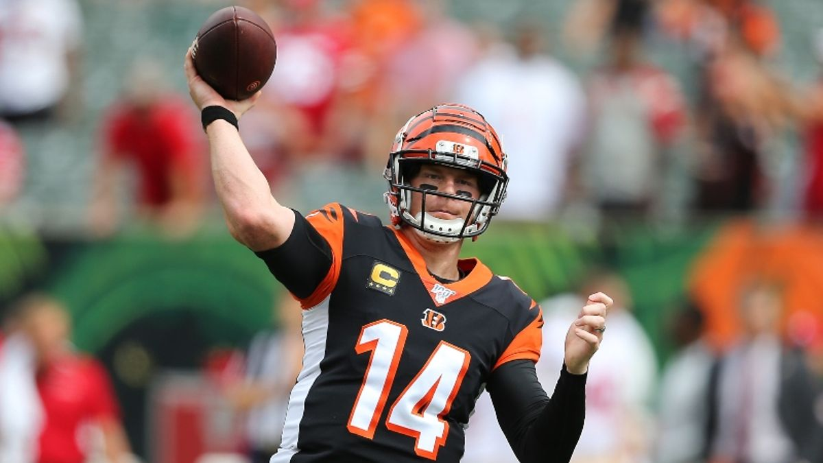 Bengals vs. Bills Betting Odds & Picks: When to Bet the Over/Under article feature image