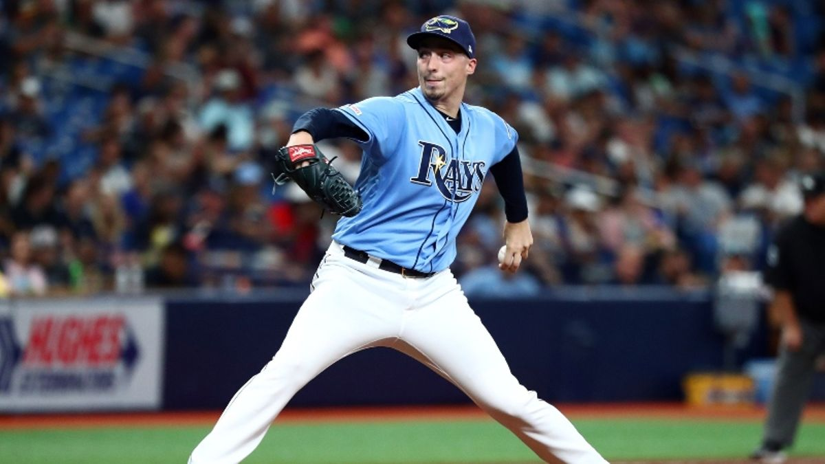 Zerillo's MLB Daily Betting Model, Sept. 17: Can Blake Snell Rebound From Injury Against Dodgers? article feature image