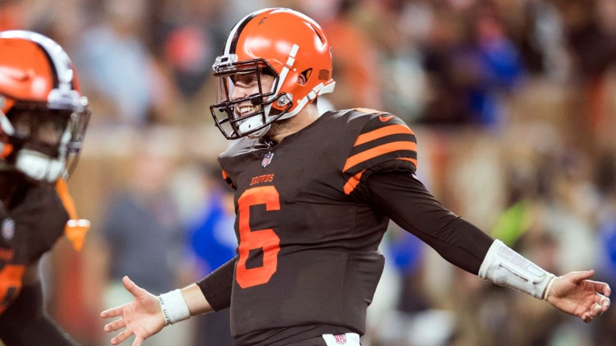 Browns vs. Jets MNF Betting Odds & Preview: Cleveland Getting Too Much Road Respect? article feature image