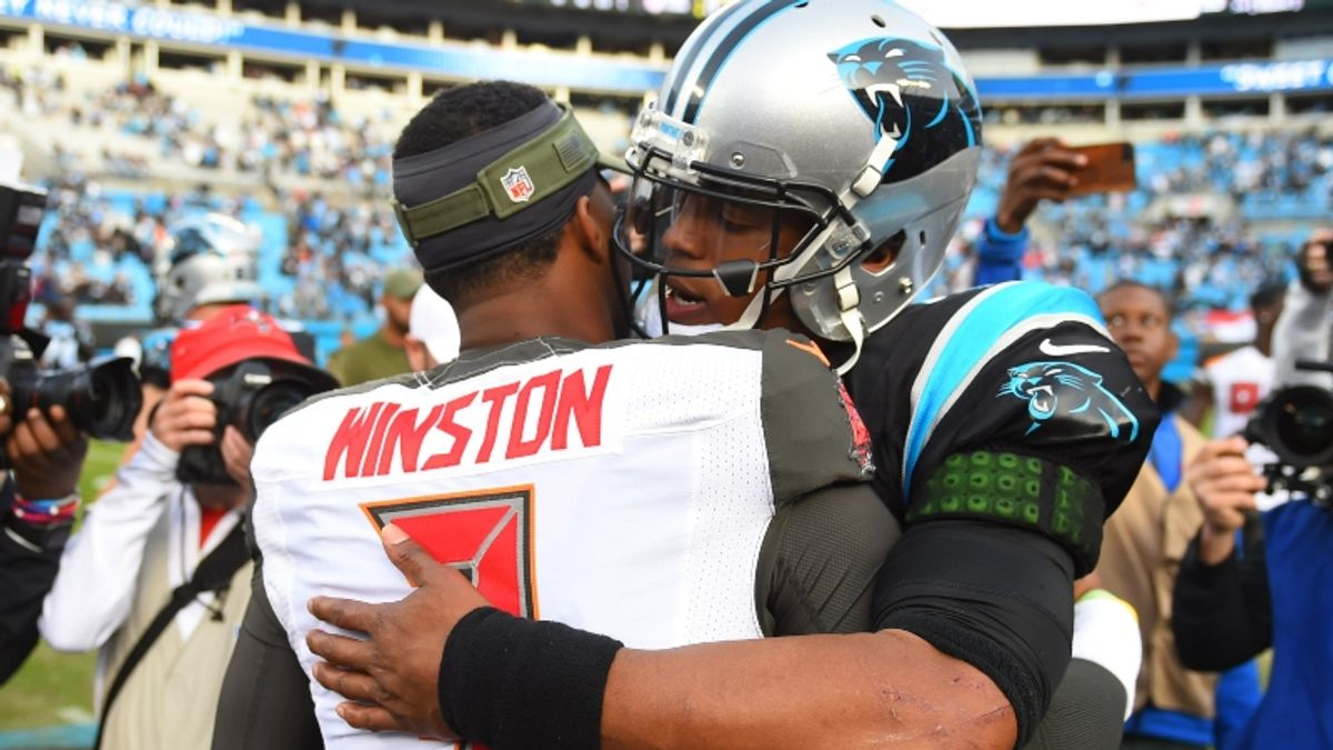 Bucs vs. Panthers Betting Predictions & Preview: Trust Carolina as Favorites? article feature image