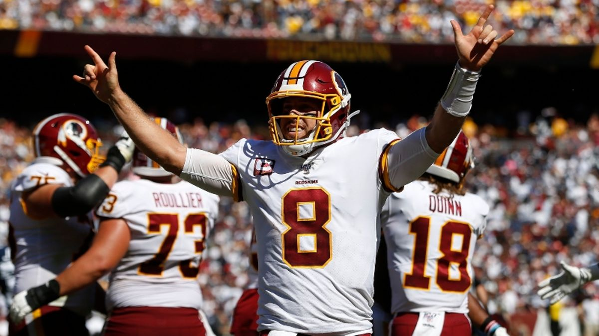 Bears vs. Redskins Sharp Report: Pros Betting a Clear Side on Monday Night Football article feature image