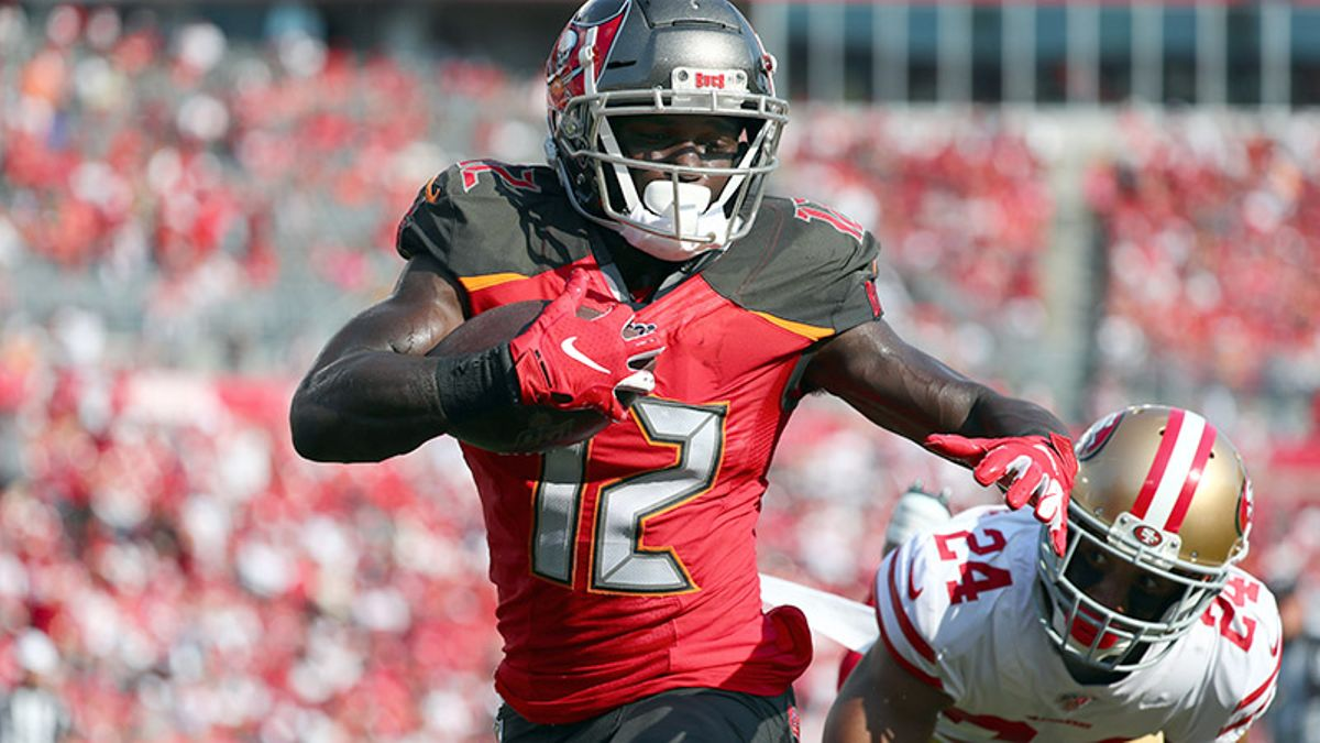 Evan Silva's Matchups Breakdown for Bucs vs. Panthers article feature image