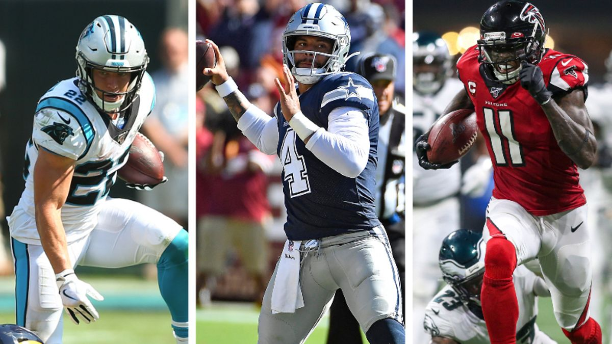 Koerner's Week 3 Fantasy Football Tiers: Ranking Every QB, RB, WR, TE, More article feature image