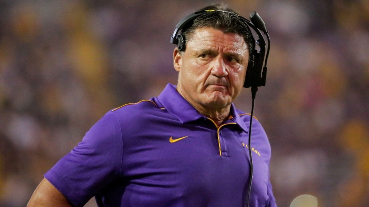 Sharp Action Drives LSU-Texas Spread to Key Number article feature image