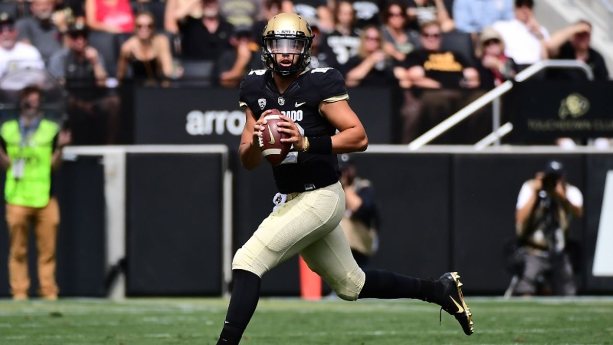 Air Force vs. Colorado Betting Odds, Predictions & Picks (September 14, 2019) article feature image