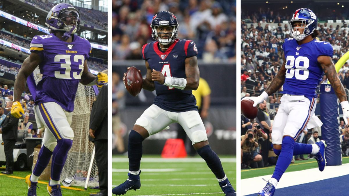 Koerner's Week 4 Fantasy Football Tiers: Ranking Every QB, RB, WR, TE, More article feature image