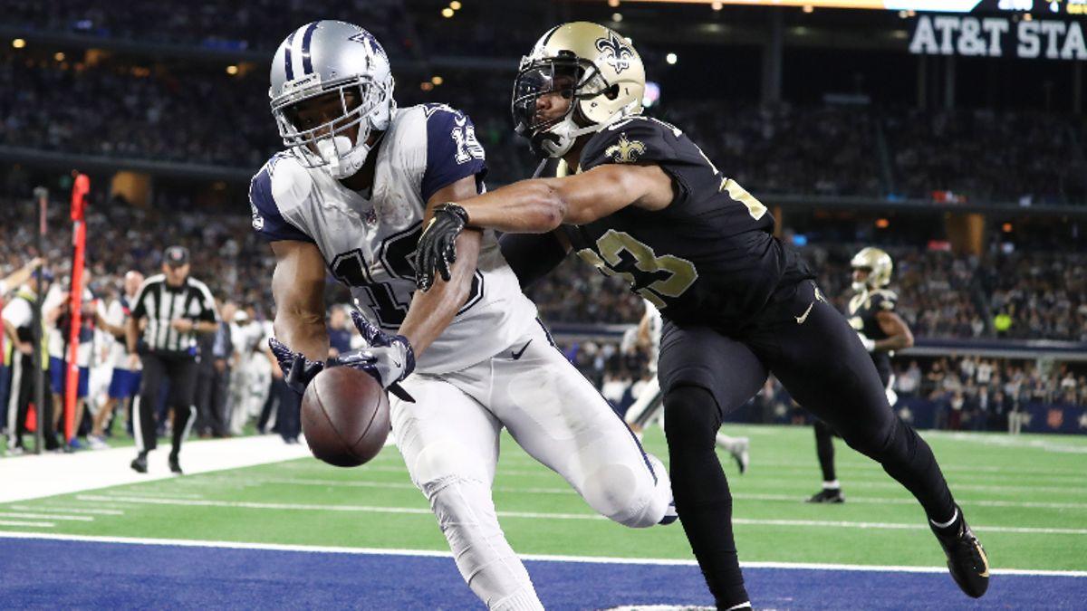 NFL Week 4 WR/CB Matchups: Will Amari Cooper Dominate Marshon Lattimore? article feature image